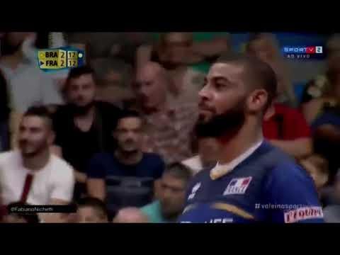 Best actions: Brazil - France