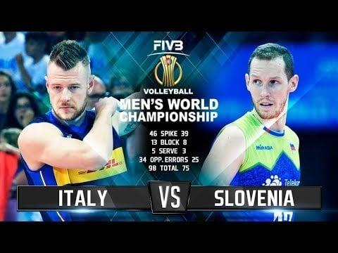 Italy - Slovenia (Highlights)