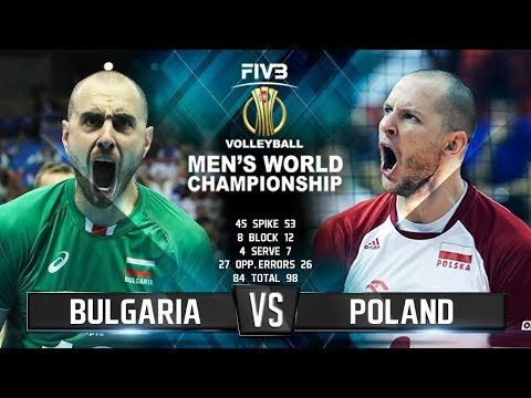 Bulgaria - Poland (Highlights, 2nd movie)