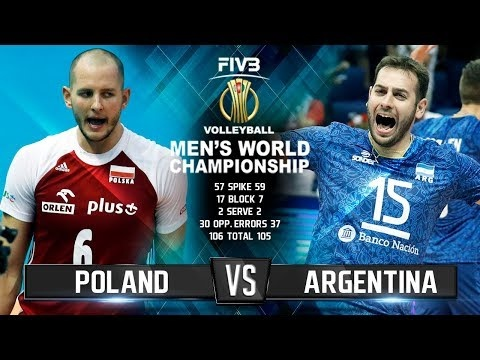 Poland - Argentina (Highlights)