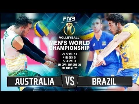 Brazil - Australia (Highlights)
