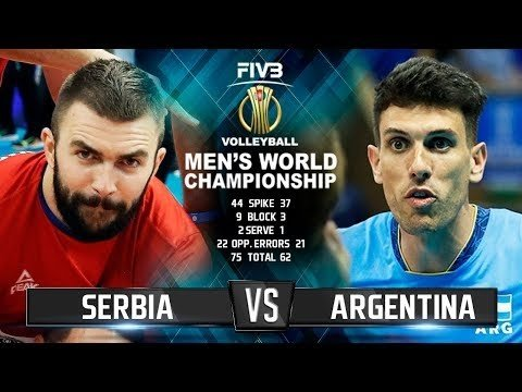 Serbia - Argentina (Highlights)