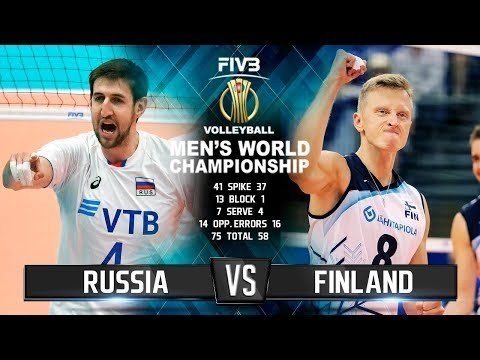 Russia - Finland (Highlights)