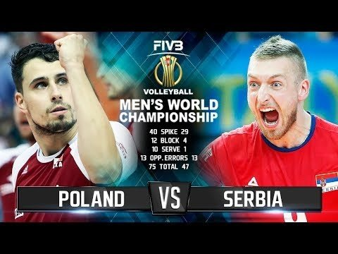 Poland - Serbia (Highlights)