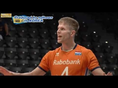 Thijs ter Horst in World Championship 2018