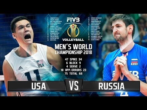 USA - Russia (Highlights, 2nd movie)