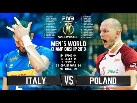 Italy - Poland (Highlights)