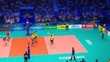 Brazil - Poland (short cut)