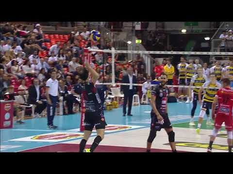 Lube Banca Macerata - Modena Volley (Highlights)