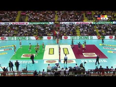 Trentino Volley - Modena Volley (SET5)