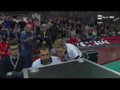 Big mistake by referees (Piacenza - Trentino)