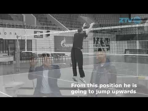 The Secrets of blocking (middle blockers)