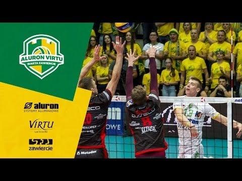 Kamil Semeniuk decides who win (Zawiercie - Rzeszów)