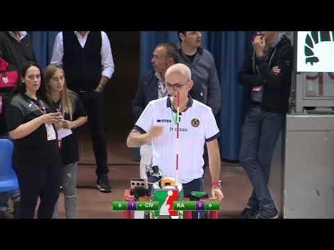 Lube Volley - Consar Ravenna (short cut)
