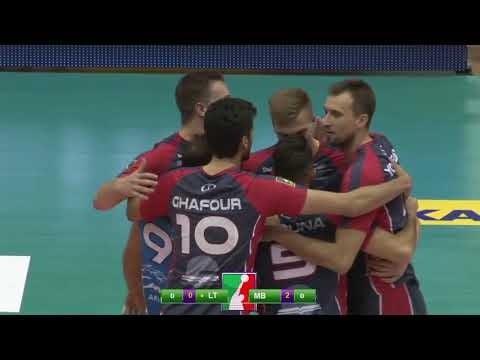 Top Volley Latina - Vero Volley Monza (short cut)