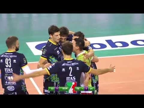 Argos Volley - Trentino Volley (short cut)