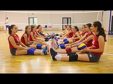 Volleyball Camp Vladimir & Vanja Grbic