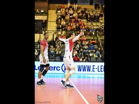 Antti Poikela in French Ligue B 2017/18