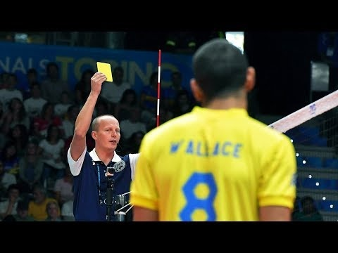 Volleyball fails in World Championships 2018