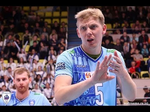 Volleyball fraud (Zenit St. Petersburg - Moscow)