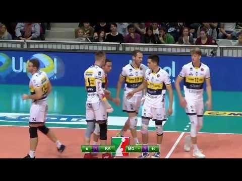 Consar Ravenna - Modena Volley (Highlights)