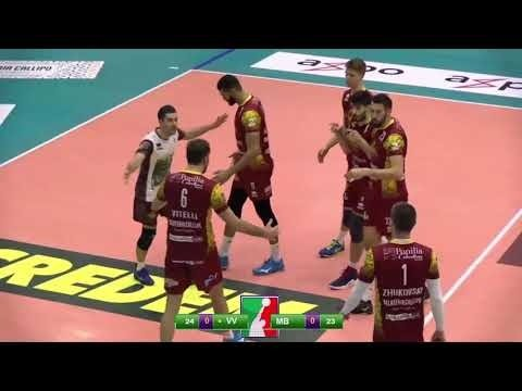 Vibo Valentia - Vero Volley Monza (short cut)