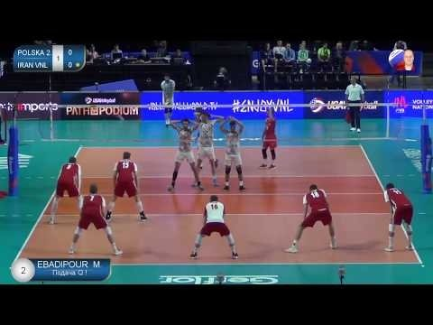 Volleyball Explained: Setter in Rotation 1