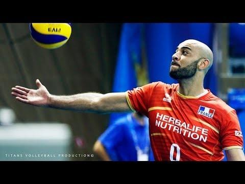 Earvin Ngapeth in World Championship 2018