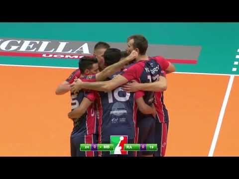 Vero Volley Monza - Consar Ravenna (short cut)