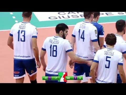 Top Volley Latina - Emma Villas Siena (short cut)