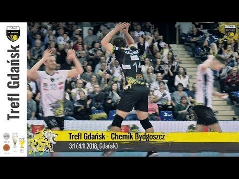 Trefl Gdańsk - Chemik Bydgoszcz (Highlights)