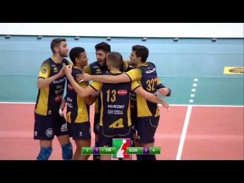 Calzedonia Verona - Argos Volley (short cut)