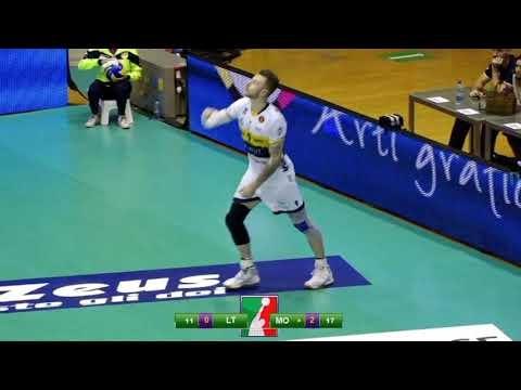 Micah Christenson trick (Latina - Modena)
