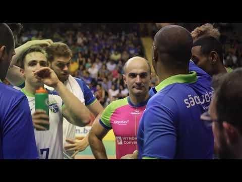 Vôlei Renata - São Judas Voleibol (Highlights)