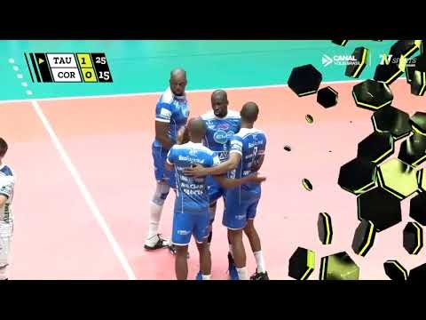 Funvic/Taubaté - Corinthians (Highlights)