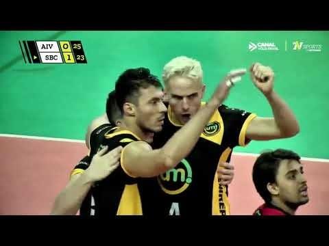 Vôlei Itapetininga - São Judas Voleibol (short cut)