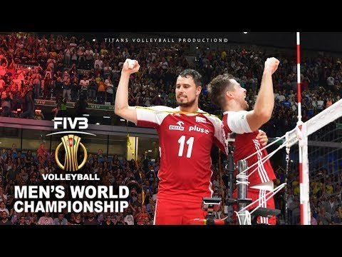 Poland - Road to the gold medal in WCH 2018 (2nd movie)