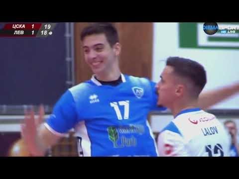 Ivaylo Lalov amazing dig (CSKA - Levski)