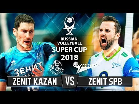 Zenit Kazan - Zenit St. Petersburg (Highlights)