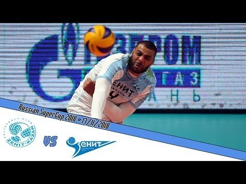 Zenit Kazan - Zenit St. Petersburg (full match)