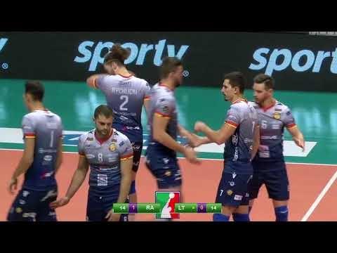 Consar Ravenna - Top Volley Latina (short cut)