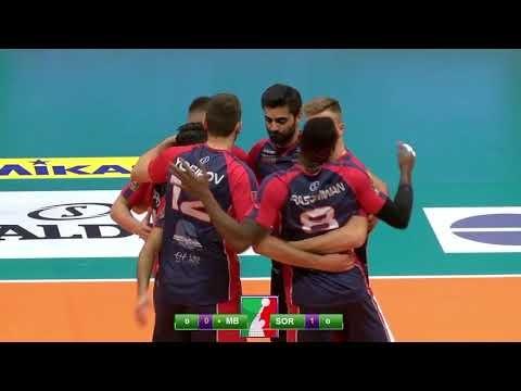 Vero Volley Monza - Argos Volley (short cut)
