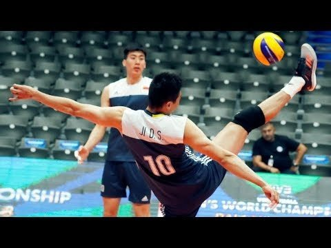 TOP 30 Volleyball Digs