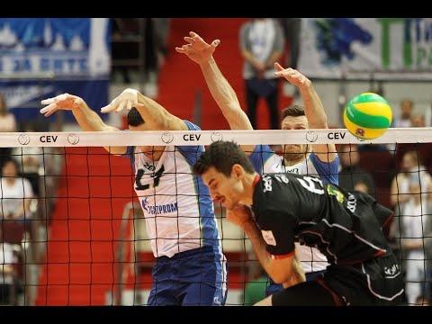 Zenit St. Petersburg - Chaumont VB 52 (Highlights)