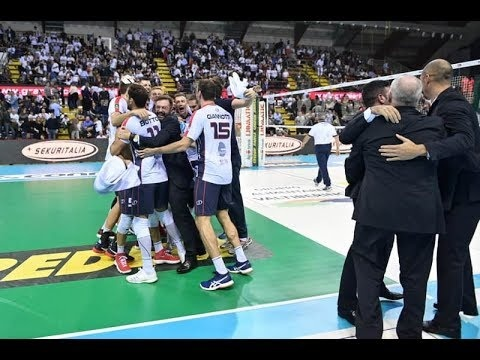 Sir Safety Perugia - Vero Volley Monza (short cut)