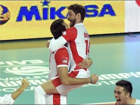 Lube Civitanova - Zenit Kazan (last points)