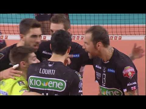Kioene Padova - Sir Safety Perugia (Highlights)