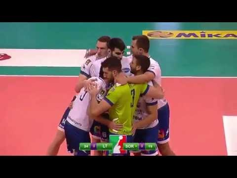 Top Volley Latina - Argos Volley (Highlights)