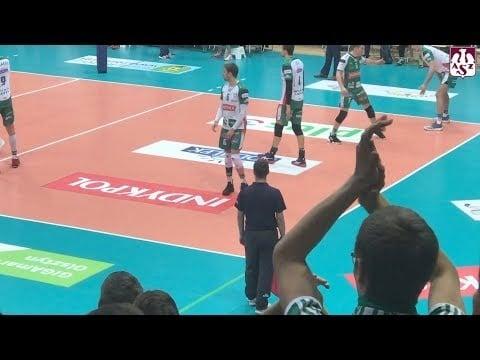 AZS Olsztyn - Cuprum Lubin (Highlights)