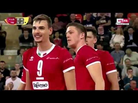 Match Analysis: Trentino Volley - Lube Civitanova